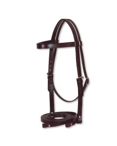 Classic Draft Browband Headstall and Reins