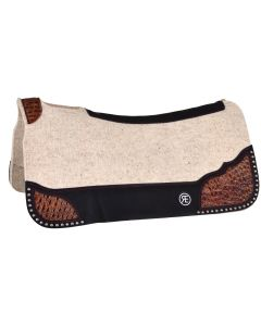 Apex Premium Wool Roper Size Pad - Inlaid Wear Leathers