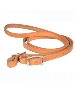 Pony Harness Leather Reins