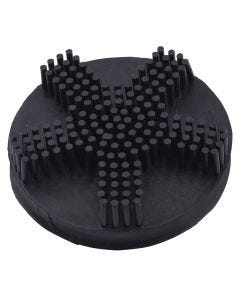 Rubber Soft Teeth Curry Comb